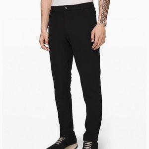 NWOT Lululemon Black Commission Pant Size 30